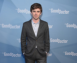 Freddie Highmore at The Good Doctor Emmy FYC Event held at Sony Pictures Studios on May 22, 2018 in Culver City, CA. © O'Connor/AFF-USA.com. 22 May 2018 Pictured: Freddie Highmore. Photo credit: O'Connor/AFF-USA.com / MEGA TheMegaAgency.com +1 888 505 6342