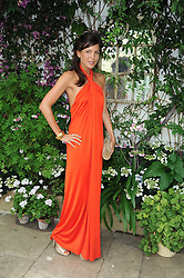 AMANDA SHEPPARD at the Raisa Gorbachev Foundation Party held at Stud House, Hampton Court Palace on 5th June 2010.  The night is in aid of the Raisa Gorbachev Foundation, an international fund fighting child cancer.