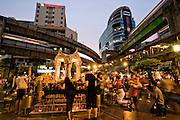 Erawan Shrine, Ratchaprasong Junction, Bangkok, Thailand