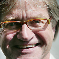 Nederland,Nieuwegein , 29 juni 2009..Ger Hukker, voorzitter van de NVM.