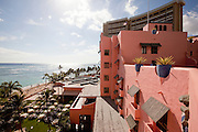 Royal Hawaiian Hotel, Waikiki, Honolulu, Oahu, Hawaii