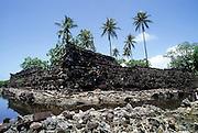 Nan Modal, Pohnpei, Micronesia