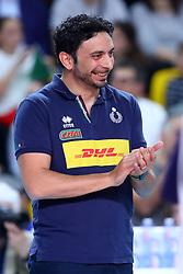 DAVIDE MAZZANTI (ALLENATORE ITALIA)<br /> ITALIA - SERBIA<br /> PALLAVOLO VNL VOLLEY FEMMINILE 2019<br /> CONEGLIANO (TV) 30-05-2019<br /> FOTO GALBIATI - RUBIN