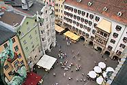 Exploring the City of Innsbruck, Tyrol, Austria