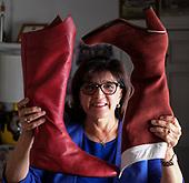 Isabel Duran II, owner, Duran Custom Dance Shoes.