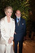 PRINCESS MICHAEL OF KENT; PRINCE MICHAEL OF KENT, The Cartier Chelsea Flower show dinner. Hurlingham club, London. 20 May 2013.