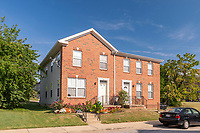 Exterior image of Heritage Crossing Apartments in Baltimore MD by Jeffrey Sauers of CPI Productions