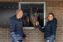 Ticallux Verte, Knijnenburg Pascal, Laura<br /> Stal Knijnenburg - Deurne 2021<br /> © Hippo Foto - Dirk Caremans<br /> 21/03/2021