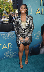 "Laura Marano at ""The Sun Is Also A Star"" World Premiere held at the Pacific Theatres at The Grove. 13 May 2019 Pictured: Lyric Ross. Photo credit: Janet Gough / AFF-USA.COM / MEGA TheMegaAgency.com +1 888 505 6342"