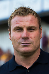Mansfield Town manager David Flitcroft - Mandatory by-line: Ryan Crockett/JMP - 24/07/2018 - FOOTBALL - One Call Stadium - Mansfield, England - Mansfield Town v Sheffield Wednesday - Pre-season friendly