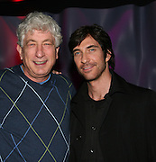Avi Lerner of Millennium Films & Dylan McDermott.The Tenants Post Screening Party.Aer Premiere Lounge.New York, NY, USA.Monday, April, 25, 2005.Photo By Selma Fonseca/Celebrityvibe.com/Photovibe.com, .New York, USA, Phone 212 410 5354, .email: sales@celebrityvibe.com ; website: www.celebrityvibe.com...