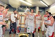 DESCRIZIONE : Supercoppa 2015 Finale EA7 Emporio Armani Milano - Grissin Bon Reggio Emilia<br /> GIOCATORE : Achille Polonara<br /> CATEGORIA : esultanza postgame<br /> SQUADRA : Grissin Bon Reggio Emilia<br /> EVENTO : Supercoppa 2015<br /> GARA : EA7 Emporio Armani Milano - Grissin Bon Reggio Emilia<br /> DATA : 27/09/2015<br /> SPORT : Pallacanestro <br /> AUTORE : Agenzia Ciamillo-Castoria/Max.Ceretti