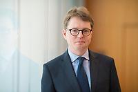 DEU, Deutschland, Germany, Berlin, 08.05.2019: Portrait von Dr. Florian Reuther, Geschäftsführer Verband der Privaten Krankenversicherung (PKV).
