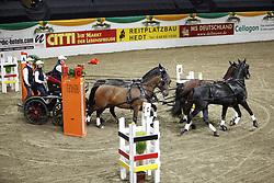 , Kiel - Baltic Horse Show 15. - 18.10.2009, Fahrduell - Persson, Frederik