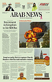 October 12, 2021 - ASIA-PACIFIC: Front-page: Today's Newspapers In Asia-Pacific