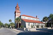 Grace Union Church, St. Augustine, Florida, USA<br />