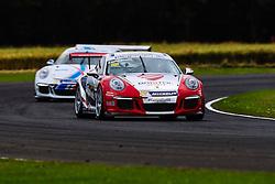 Dino Zamparelli | Bristol Sport Racing | #88 Porsche 911 GT3 Cup car | Porsche Carrera Cup GB | Race 1 - Mandatory byline: Rogan Thomson/JMP - 07966 386802 - 28/06/2015 - SPORT - MOTORSPORT - North Yorkshire, England - Croft Circuit - BTCC Meeting Day 2.
