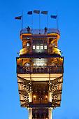 Santa Justa Lift (Elevador de Santa Justa), Lisbon, Portugal
