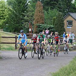 18-06-2017: Wielrennen: NK Paracycling: Montferlands-Heerenberg (NED) wielrennen  <br />wedstrijdbeeld NK Paracycling Muur van Zeddam