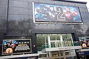 Iron Man 2 film, Odeon cinema, Leicester Square, London, England