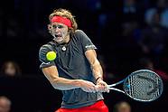 17-11-2018. Nitto ATP Tour Finals Tennis 171118
