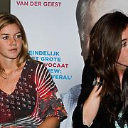 NLD/Amsterdam/20100310 - Presentatie van de 4de editie van het blad Helden, Anouk Hoogendijk en Naomi van As