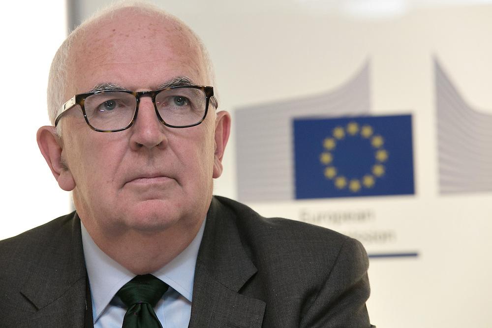 03 June 2015 - Belgium - Brussels - European Development Days - EDD - Inclusion - Banks can serve the bottom billions and create greater economic equality - Gerry Boyle , Senior Policy Adviser, CARE International© European Union