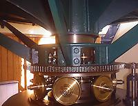 Amelia Island Lighthouse Clockwork. Image taken with a Polariod PDC700 digital camera.