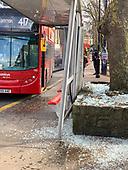 News-London Bus Crash-Mar 12, 2020