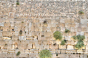 The Western Wall, Jerusalem Old City, Israel