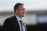 Photo: Pete Lorence.<br />Chesterfield Town v Wycombe Wanderers. Coca Cola League 2. 01/09/2007.<br />Wycombe manager, Paul Lambert.