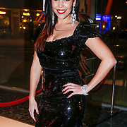 NLD/Rotterdam/20121129 - Premiere Hans Klok Experience show, Hind Laroussi Tahiri