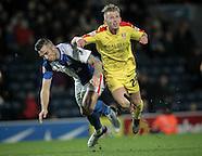 Blackburn Rovers v Rotherham United 111215