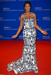 News anchor Harris Faulkner arrives for the White House Correspondents' Association (WHCA) dinner in Washington, D.C., on Saturday, April 29, 2017 (Photo by Riccardo Savi)  *** Please Use Credit from Credit Field ***