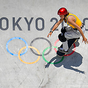 Skateboarding @ Tokyo 2020