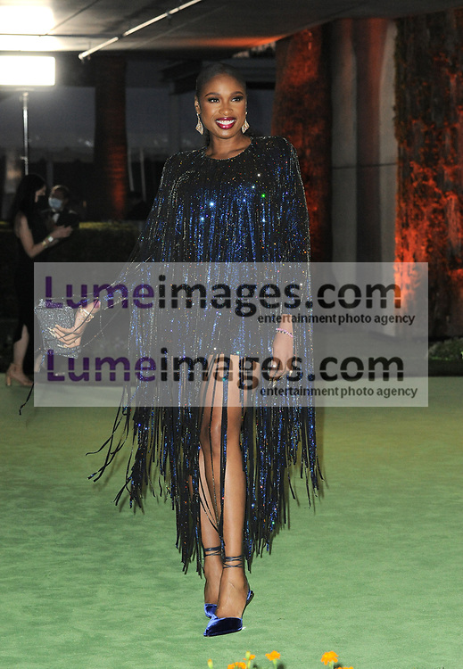 Jennifer Hudson at the Academy Museum of Motion Pictures Opening Gala held in Los Angeles, USA on September 25, 2021.