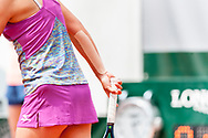Harmony Tan (fra) Ambiance during the Roland Garros French Tennis Open 2018, Preview, on May 21 to 26, 2018, at the Roland Garros Stadium in Paris, France - Photo Pierre Charlier / ProSportsImages / DPPI