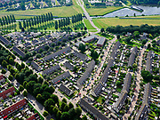 Nederland, Flevoland, Zeewolde, 21–06-2020; nieuwbouwwijk Zeewolde Zuid, Gildenveld.<br /> <br /> luchtfoto (toeslag op standaard tarieven);<br /> aerial photo (additional fee required)<br /> copyright © 2020 foto/photo Siebe Swart