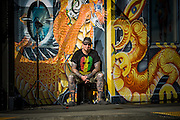 Steve Maddock of Underground Arts founded the National Tattoo Museum of New Zealand. http://www.mokomuseum.org.nz