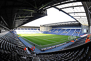 A general view of inside The Hawthorns before kick off. The Emirates FA Cup, 4th round match, West Bromwich Albion v Peterborough Utd at the Hawthorns stadium in West Bromwich, Midlands on Saturday 30th January 2016. pic by Carl Robertson, Andrew Orchard sports photography.
