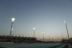 November 24, 2017 - Abu Dhabi, United Arab Emirates - Motorsports: FIA Formula One World Championship 2017, Grand Prix of Abu Dhabi, ..#44 Lewis Hamilton (GBR, Mercedes AMG Petronas F1 Team), #7 Kimi Raikkonen (FIN, Scuderia Ferrari) (Credit Image: © Hoch Zwei via ZUMA Wire)