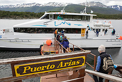 Heading on Boat