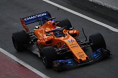 Formula One Preseason 2018, Barcelona, 26 Feb 2018