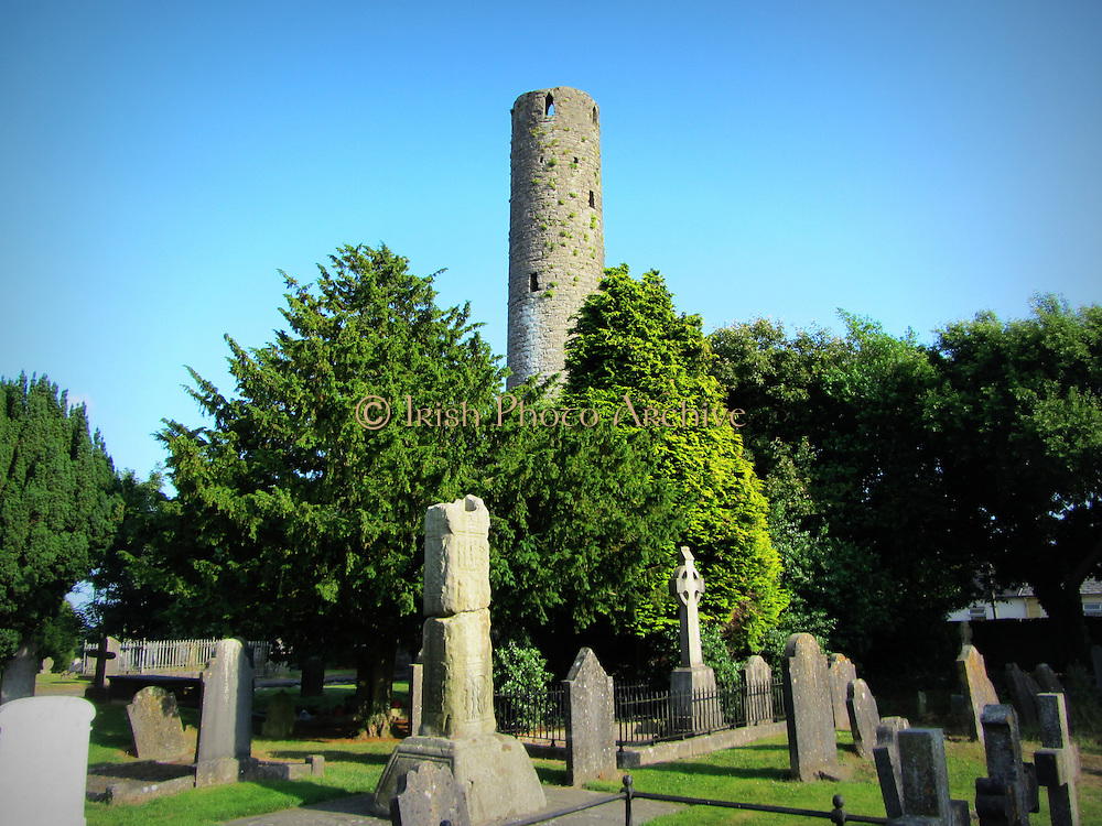 Kells Roundtower, Kells, Meath,