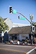 Downtown Del Mar Street San Clemente