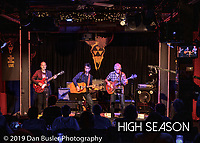 High Season at The Extended Sessions at The Fallout Shelter in Norwood MA on August 17, 2019.