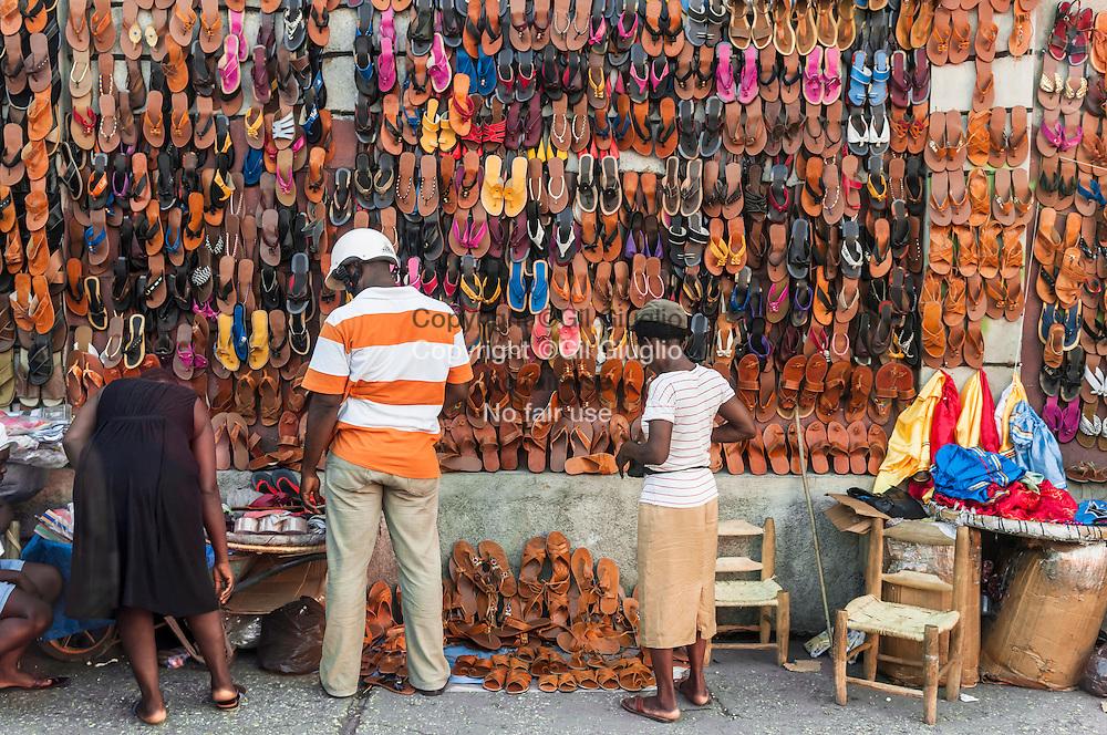 Haïti, Port-aux-Prince, Place d'Armes, centre ville // Haiti, Port au Prince, Port au Prince, Place d'Armes in downton