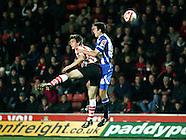 Southampton v Sheffield Wednesday 061208