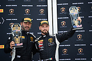 June 26, 2021: Lamborghini Super Trofeo: Watkins Glen International. Race 2, 51 Loris Spinelli, Claude Senhoreti, Taurino Racing, Lamborghini Palm Beach, Lamborghini Huracan Super Trofeo EVO