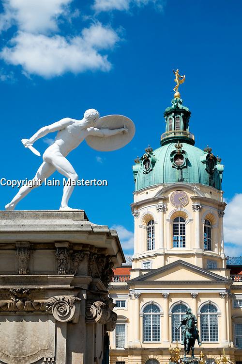 Schloss Charlottenburg in Berlin Germany